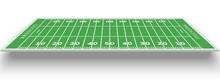 American Football Field Backgr...