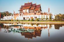 Royal Flora Ratchaphruek Park, Chiang Mai, Thailand