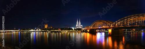 Fotografia  Köln am Rhein