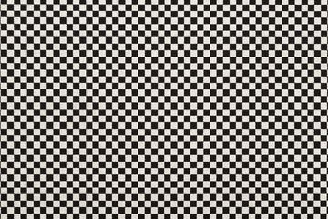 Japanese paper with checkered pattern ICHIMATSU