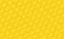 Background With Yellow Color Dots. Abstract Background With Halftone Dots Design.