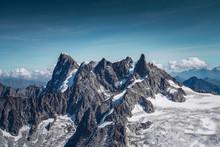Mountain Snow Glacier Alps