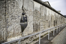 Remains Of Berlin Wall
