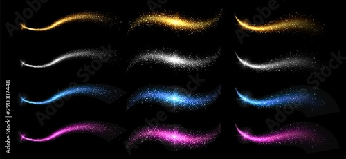 Fotomural  Sparkle stardust