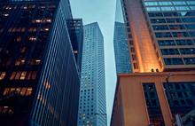 Modern Office Buildings In Hon...
