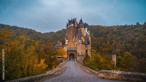 Wall Murals Old building Burg Eltz in der Eifel