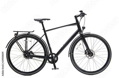 Obraz Trekking Bicycle Urban City Bike - fototapety do salonu