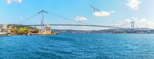 The Bosphorus Bridge And The O...