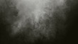 canvas print picture - white Fog smoke air overlays