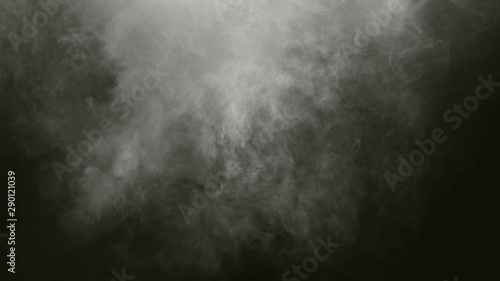 white Fog smoke air overlays - 290121039