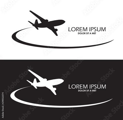 Air flight Fototapete