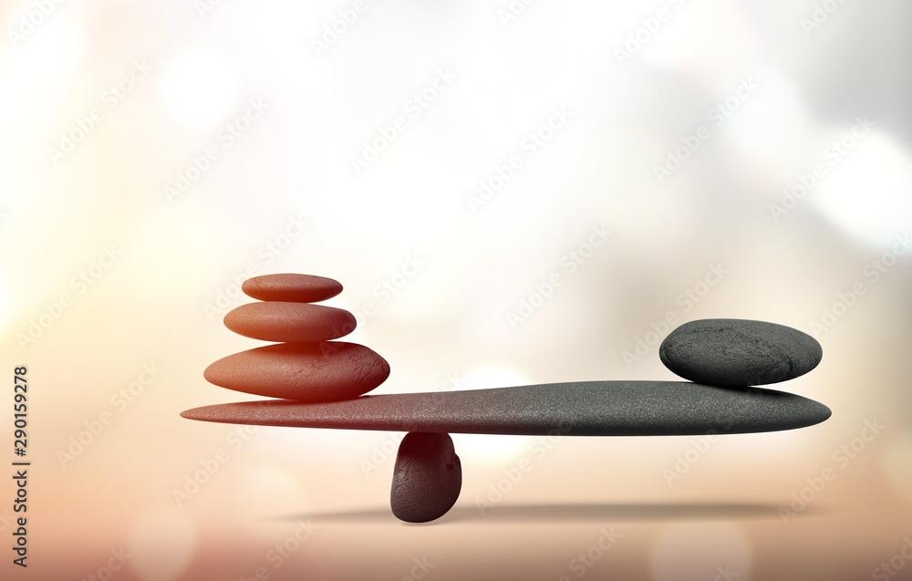 Fototapeta Balance.
