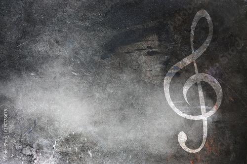 Concrete texture background - 290178675