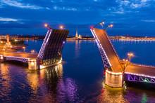 Russia. Saint-Petersburg. Rive...