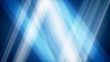 Abstract Light blue stock motion animation with lines moving. Seamless loop.