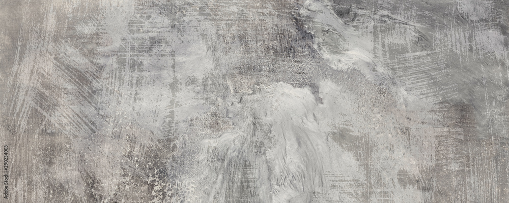 Fototapeta Grey cement backround. Wall texture