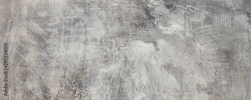 Fototapeta Grey cement backround. Wall texture obraz