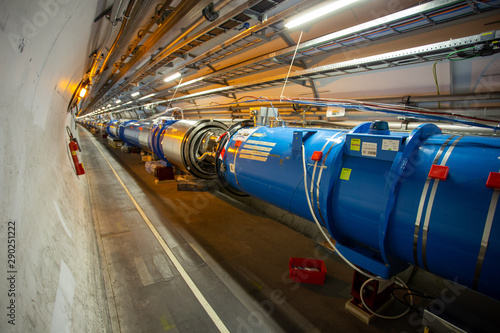 cern geneva international research center Wallpaper Mural