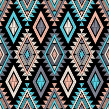 Zebra Stripes. Ethnic Boho Seamless Pattern. Lace. Embroidery On Fabric. Patchwork Texture. Weaving. Traditional Ornament. Tribal Pattern. Folk Motif. Can Be Used For Wallpaper, Textile, Wrapping, Web