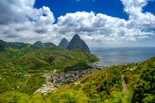 Castries, Saint Lucia / 04.07....