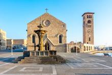 Evangelismos Church In Rhodes,...