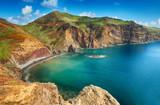 Landscape of Madeira island - Portugal