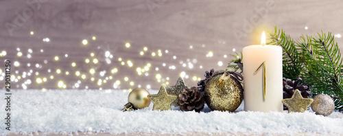Fotografie, Obraz  First Advent