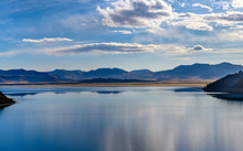 Landscape  Of Lake Umayo Near ...