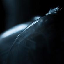 Frozen Bubble Close Up