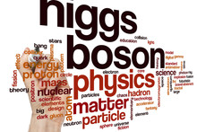 Higgs Boson American Word Cloud