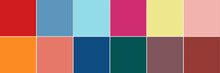 12 Top Color Swatches From Lon...