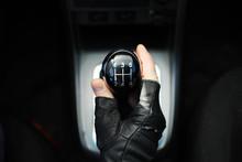 Gear Lever. Manual Transmissio...