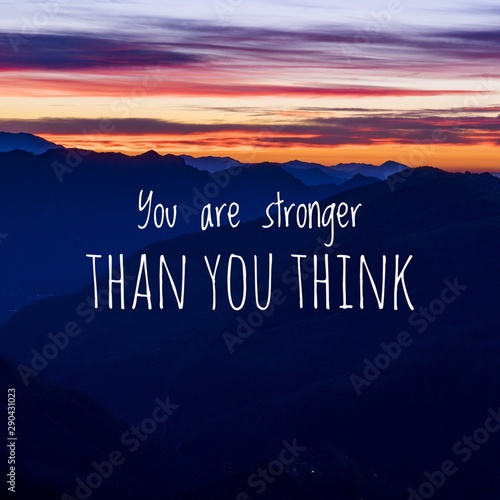 Foto auf AluDibond Positive Typography Positive Quotes. Best motivational quotes, inspirational quotes and sayings about life, wisdom, education, positive, Uplifting, empowering, success, Motivation, and inspiration image quote