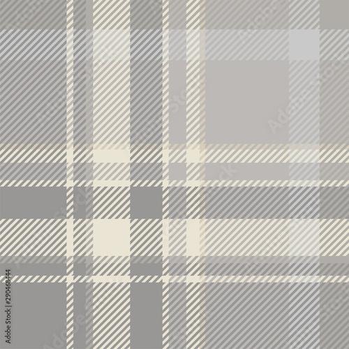 Tartan scotland seamless plaid pattern vector Wallpaper Mural