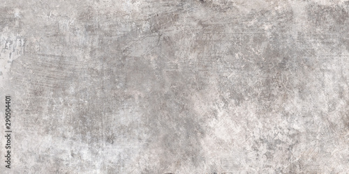 Grey cement background. Wall texture - 290504401
