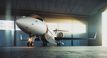 Business Private Jet Airplane ...