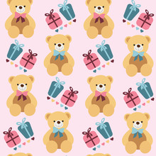 Seamless Repeat Pattern With T...