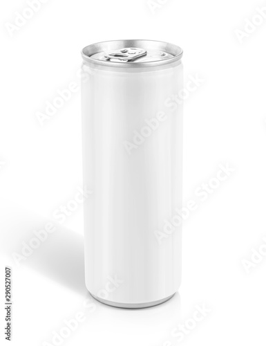 tin can for drink beverage product design mock-up Wallpaper Mural