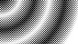 Halftone dot background