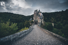An Old Stone Castle At The End...