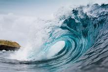 Curve Sea Wave