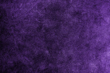 Ultra Violet Or Purple Suede T...