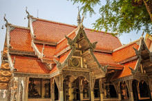 Thailand Temple They Are Public Domain Or Treasure Of Buddhism