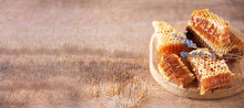 Fresh Honeycombs Pieces, Dry L...