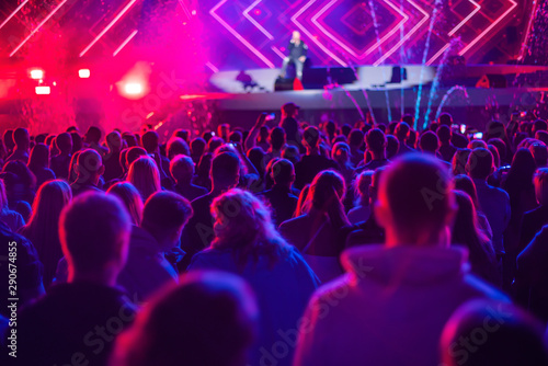 People at the concert - 290674855