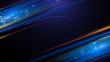 speed line pattern technology innovation design concept background eps 10 vector