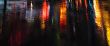 Illumination And Neon Night Li...