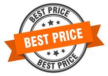 Best Price Label. Best Price O...