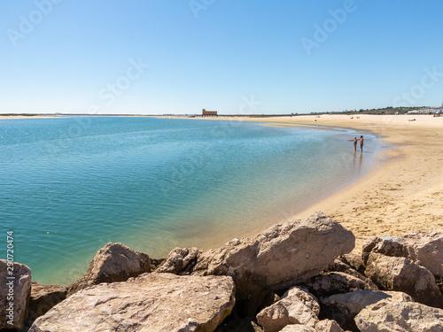 Photo Praia da Fuseta, Algarve, Portugal