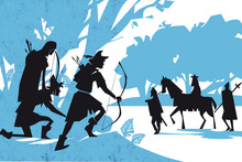 Robin Hood Heroes Of Medieval ...